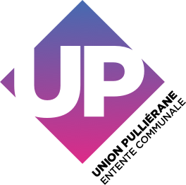 Logo de l'Union Pulliérane UP